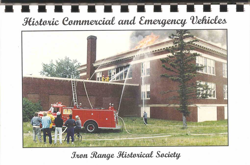Historic Commercial  & Emergency Vehicles