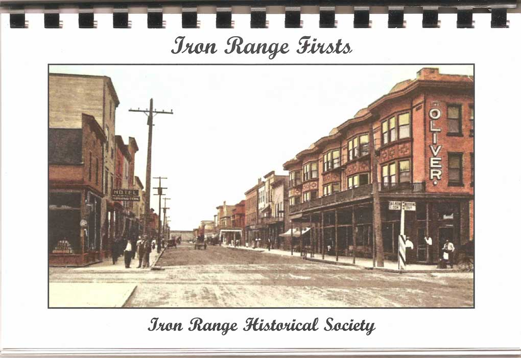 Iron Range Firsts